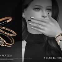 Watch 202004 by S-Club LL