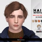 Vacance Hair Retexture by remaron