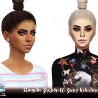 Grafity-CC Gasey Fyona Hair Retextures