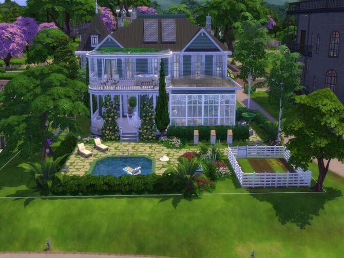 Shorewood house by LJaneP6 at TSR image 1220 670x503 Sims 4 Updates