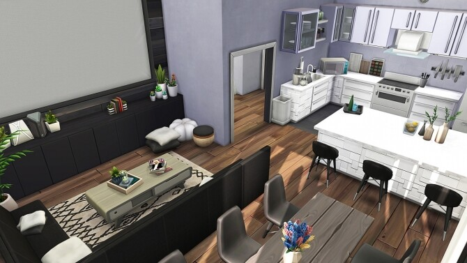 MY NEW DREAM APARTMENT at Aveline Sims image 12216 670x377 Sims 4 Updates
