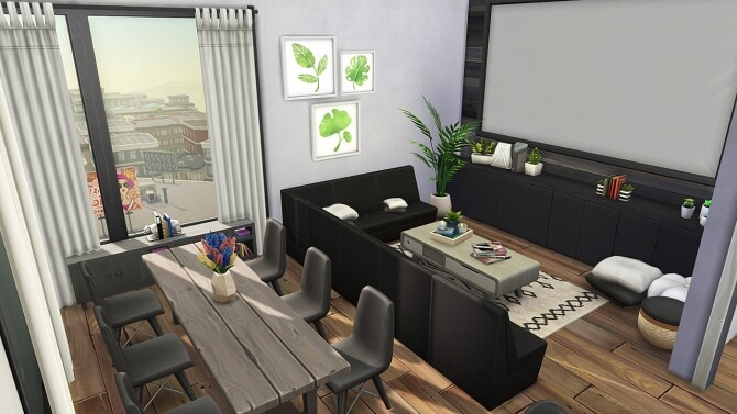 MY NEW DREAM APARTMENT at Aveline Sims image 12314 670x377 Sims 4 Updates