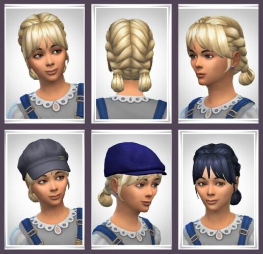 April Kids Hair