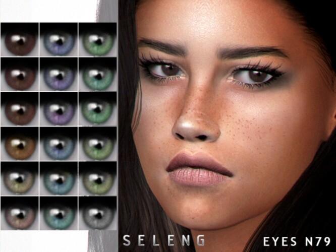 Eyes N79 by Seleng