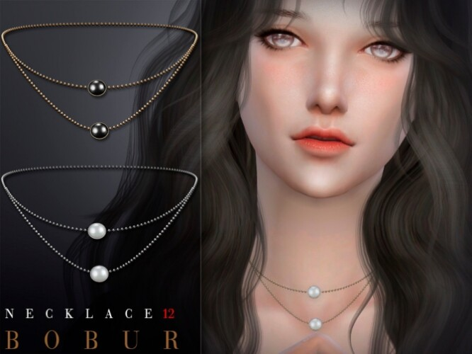 Necklace 12 by Bobur3