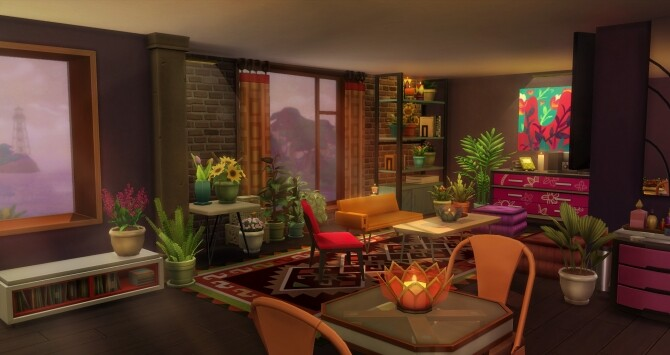 Sims 4 16 Potted Houseplants pt2 by simsi45 at Mod The Sims