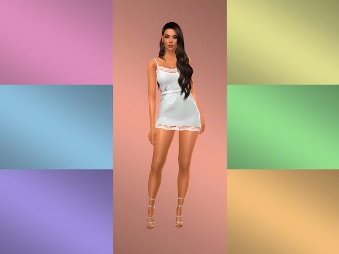 Sims 4 Gradient CAS Backgrounds II at Katverse