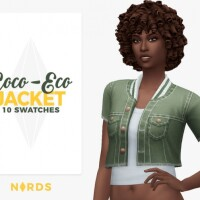 Coco-Eco Jacket by Nords
