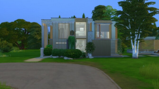 Modema Pilon house by Martiz