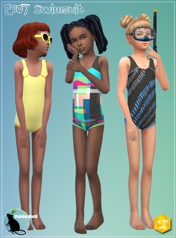 Sims 4 EP07 Swimsuit at Standardheld