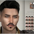 Dorian facemask by BAkalia