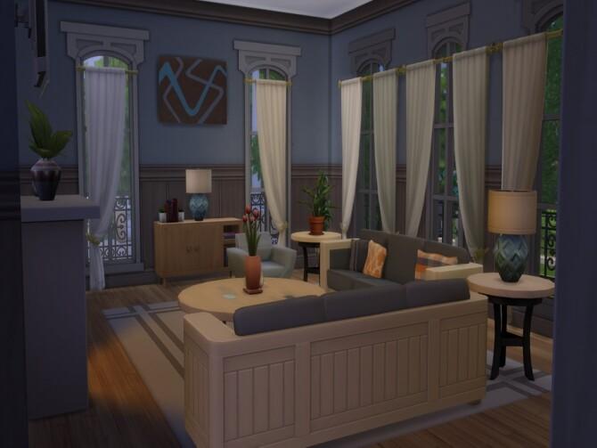 Shorewood house by LJaneP6 at TSR image 1320 670x503 Sims 4 Updates