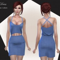 Glen Dress by pizazz