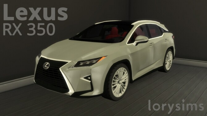 Lexus RC 350 by LorySims