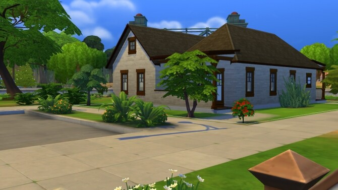20k 3 bedroom single story home by AllySims19 at Mod The Sims image 1323 670x377 Sims 4 Updates