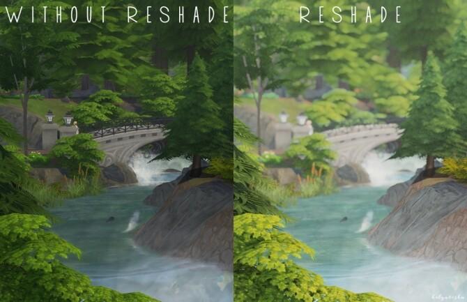 Reshade preset eyes at Helga Tisha image 1326 670x433 Sims 4 Updates