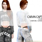 Anggiva Pants by carvin captoor