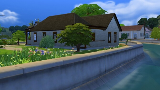 20k 3 bedroom single story home by AllySims19 at Mod The Sims image 1333 670x377 Sims 4 Updates