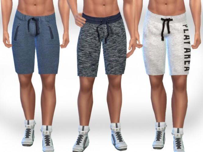 Bermuda Sport Shorts For Men by Saliwa