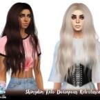 Anto Downpour Hair Retexture