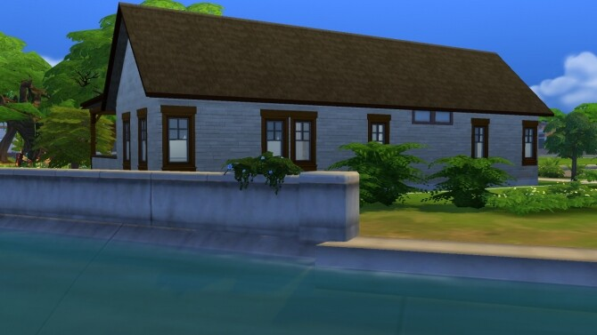 20k 3 bedroom single story home by AllySims19 at Mod The Sims image 1343 670x377 Sims 4 Updates