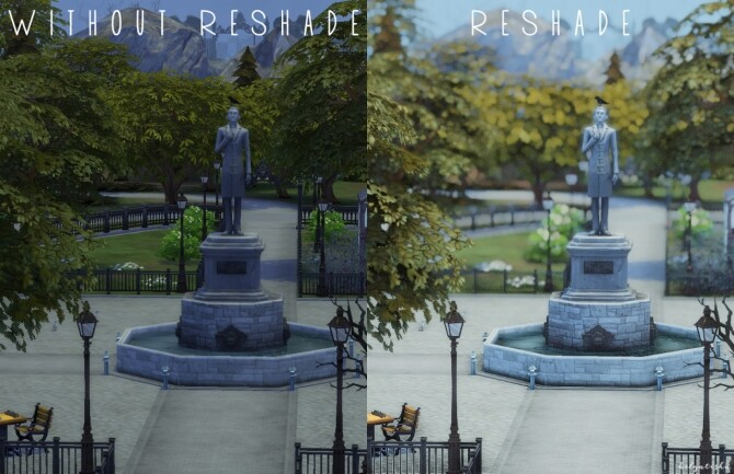 Reshade preset eyes at Helga Tisha image 1346 670x433 Sims 4 Updates