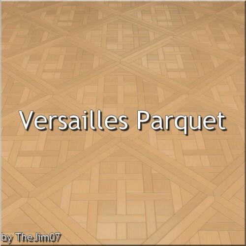 Versailles Parquet by TheJim07