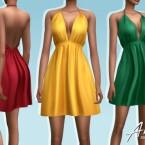 Amy Dress by Sifix