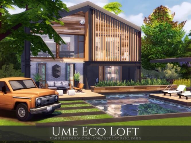 Ume Eco Loft by Rirann