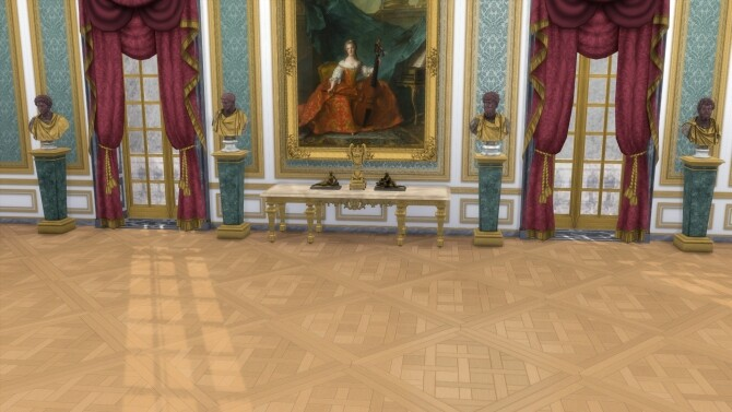 Versailles Parquet by TheJim07 at Mod The Sims image 1393 670x377 Sims 4 Updates