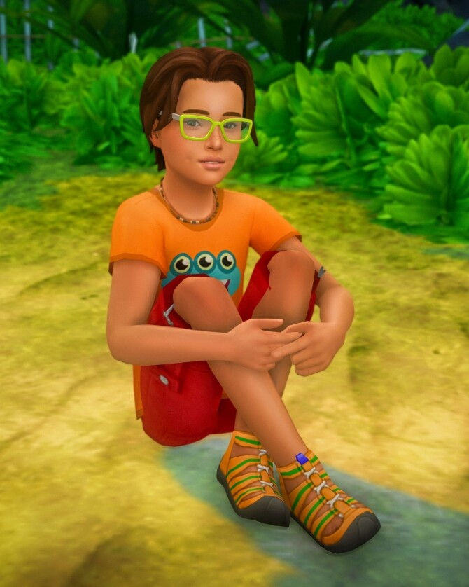Sitting on the Ground Poses for Children at Katverse image 14014 670x838 Sims 4 Updates