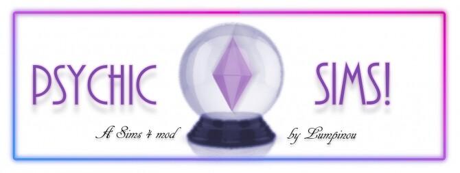 Psychic Sims mod by Lumpinou