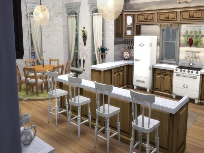 Shorewood house by LJaneP6 at TSR image 1420 670x503 Sims 4 Updates