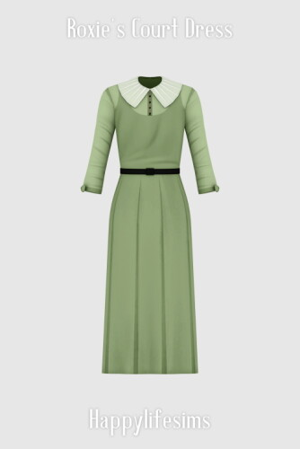 Roxies Court Dress