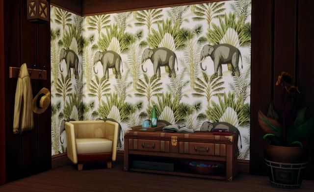 Africa Wallpaper at Annett's Sims 4 Welt image 14513 Sims 4 Updates