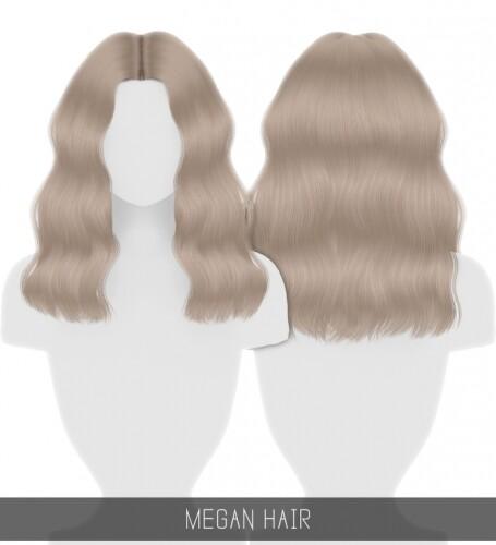 MEGAN HAIR TODDLER CHILD