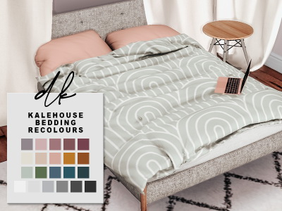 Kalehouse Bedding Recolours