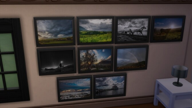 Real Italian Landscapes Paints by Daleko at Mod The Sims image 1502 670x377 Sims 4 Updates