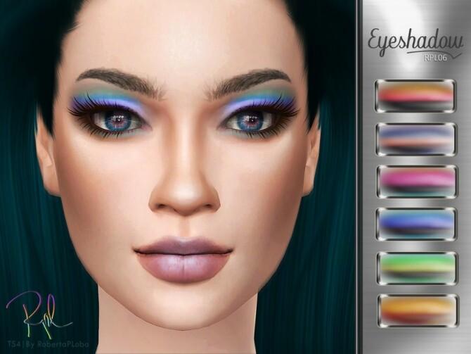 Eyeshadow RPL06 by RobertaPLobo at TSR image 15100 670x503 Sims 4 Updates