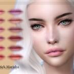 Marisha lipstick by ANGISSI