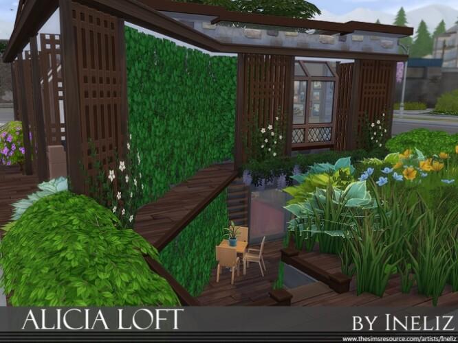 Alicia Loft by Ineliz