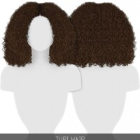 ZURI HAIR TODDLER CHILD