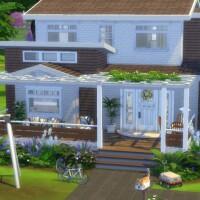 Suburban Family Home by FancyPantsGeneral112