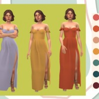 Christopher067 Hallucinate dress recolored