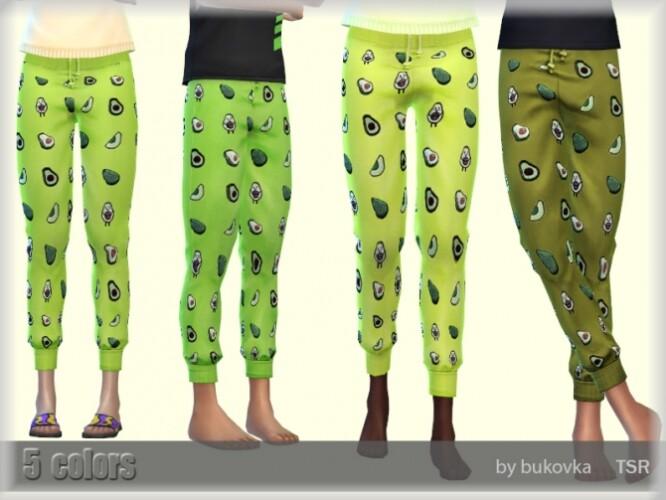 Avocado Pants by bukovka