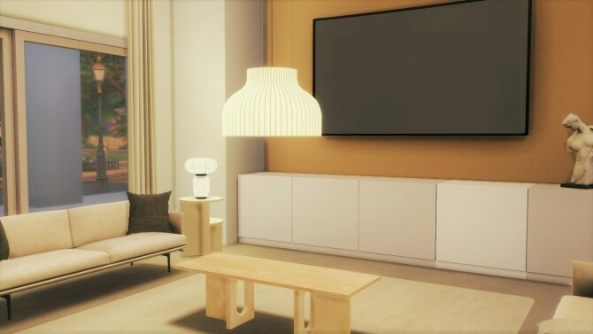 Strand Pendant Lamp Collection at Meinkatz Creations image 1658 670x377 Sims 4 Updates