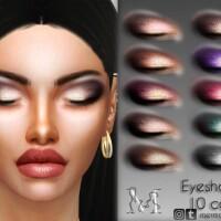 Eyeshadow MM07 by mermaladesimtr