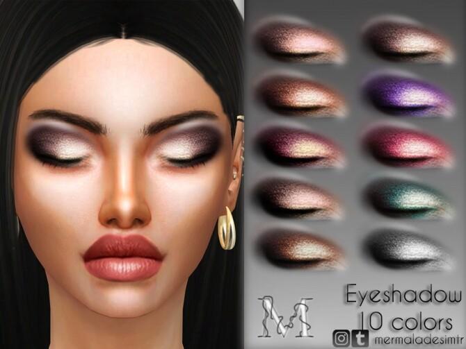 Eyeshadow MM07 by mermaladesimtr at TSR image 1659 670x503 Sims 4 Updates