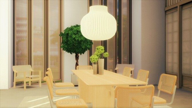 Strand Pendant Lamp Collection at Meinkatz Creations image 1668 670x377 Sims 4 Updates