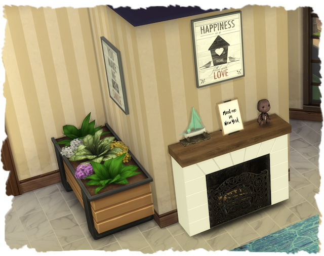 Country villa sunshine by Chalipo at All 4 Sims image 1672 Sims 4 Updates